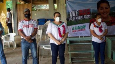 Photo of La unidad, el valor fundamental para trabajar por el campo en San Felipe Orizatlán: Erika Saab