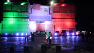 Photo of Con espectáculos de drones en Pachuca, Omar Fayad celebró Grito de Independencia