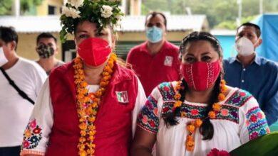 Photo of Ciudadanos de Coatzonco también se sumaron al proyecto de Angélica Reyna