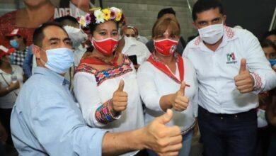 Photo of Huejutla gana con Adela Pérez: Julio Valera