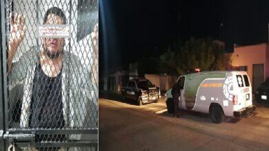 Photo of Detienen a hombre que huía en una ambulancia