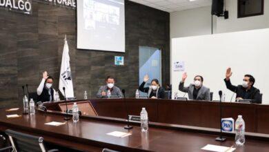 Photo of Aprueba IEEH registro de candidaturas en reserva para 15 municipios y sustituciones en 12
