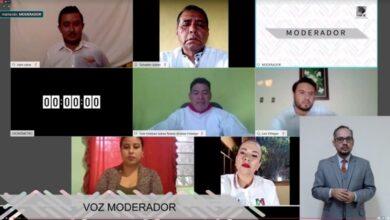 Photo of Concluye IEEH tercer día de Debates Por Hidalgo 2020, suman 11