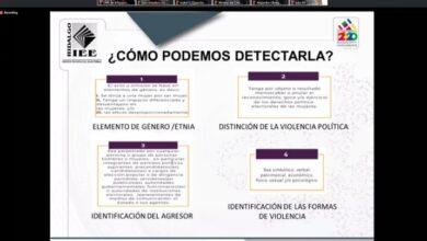 """Photo of IEEH imparte capacitación sobre """"Violencia Política contra las Mujeres en Razón de Género"""""""
