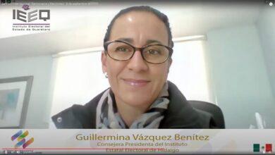 """Photo of Presidenta del IEEH participa en Foro Internacional """"Democracia y Elecciones"""""""