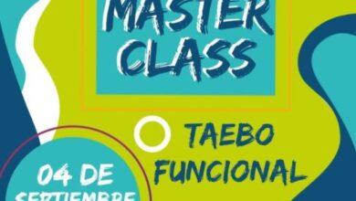 Photo of Inhide llevará a cabo la Master Class de Taebo y Funcional