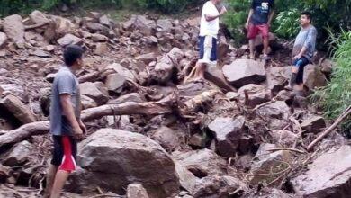 Photo of Registro de afectaciones por las lluvias registradas las últimas horas en el estado de Hidalgo