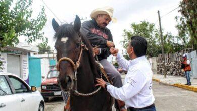 Photo of Mixquiahuala volverá a ser un municipio con paz social: Jorge Candelaria