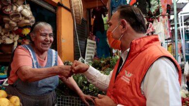 Photo of Reactivación del comercio, propuesta prioritaria de Rubén Muñoz