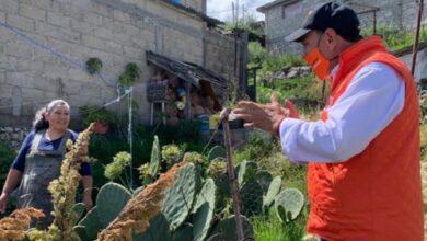 Photo of En coordinación con CAASIM para llevar el agua a Camelia y Cerezo: Rubén Muñoz