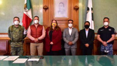Photo of Asume Cervantes Zuleta cargo como titular de Seguridad Pública de Pachuca