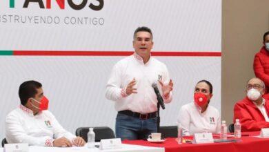 Photo of Visita Hidalgo Alejandro Moreno para respaldar a las y los candidatos a ayuntamientos