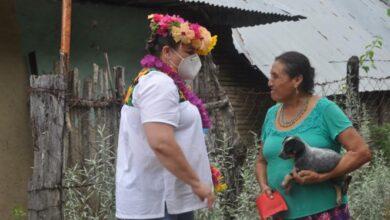 Photo of Con las manos limpias trabajaremos por más beneficios para Orizatlán: Erika Saab Lara