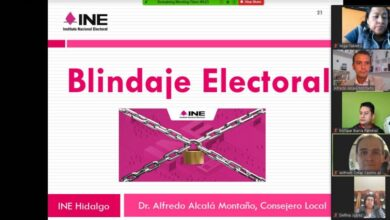 Photo of El centro SCT Hidalgo implementa acciones de blindaje electoral