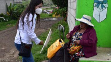 Photo of Junto a la población se construyen las soluciones de Singuilucan: Nelly Lopez