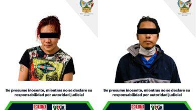 Photo of Policía de Hidalgo detiene a dos personas por posesión de arma de fuego