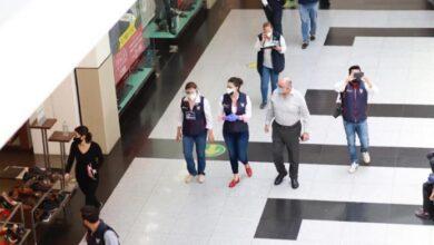 Photo of STPSH visita Plaza Galerías, como parte del acompañamiento en la Nueva Normalidad