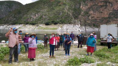 Photo of La candidata priista realizó un recorrido por el municipio de Tasquillo