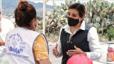 Photo of Las soluciones se construyen de la mano de la población: Patricia González