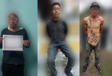 Photo of Policía municipal de Tizayuca detiene a 3 sujetos por robo y violencia familiar