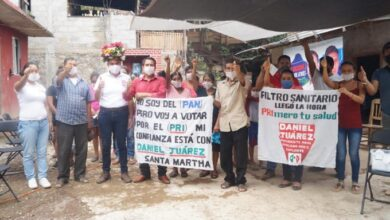 Photo of Las comunidades estarán bien representadas en Tlanchinol: Daniel Juárez