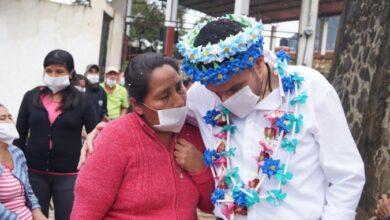 Photo of Daniel Juárez comprometió gestionar la obra carretera de Ajacaya a San Cristobal en Tlanchinol
