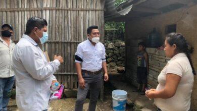 Photo of Gustavo Vivanco visita las comunidades de Tenango y Quimixtla
