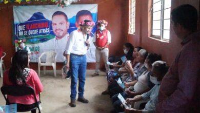 Photo of Modernizar el sistema de agua potable un reto que afrontaremos por las familias de Tlanchinol: Daniel Juárez