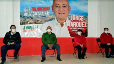 Photo of Más y mejores servicios para los tulancinguenses: Jorge Márquez
