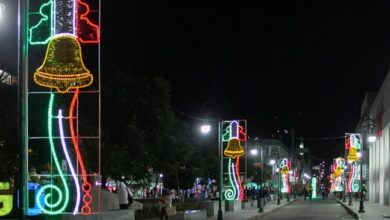 Photo of Tulancingo activó iluminación de ornamentos en conmemoración de las Fiestas Patrias