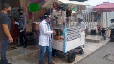 Photo of En Tulancingo verifican cumplimiento de medidas sanitarias en centros de abastos y tianguis
