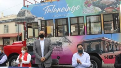 Photo of Tulanbús, nuevamente en recorrido turístico por la ciudad