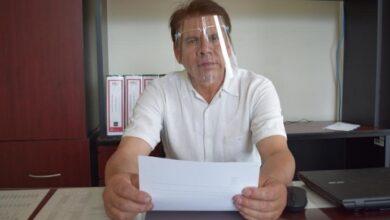 Photo of Asume Jorge Miranda Gómez dirección general de la CAAMT