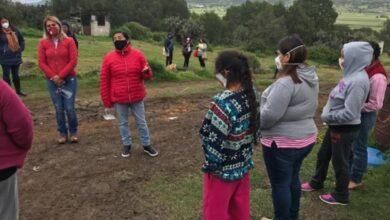 Photo of Habitantes de Vista Hermosa, Tultengo y Jagüey Prieto reconocen la cercanía de Paty González