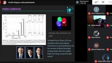 Photo of Desarrollar tecnología propia, el reto de la nanociencia en México: Cecilia Noguez