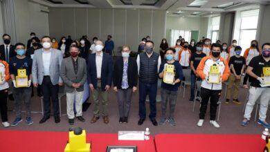 Photo of Robofest Latinoamérica entrega trofeos a ganadores de UAEH