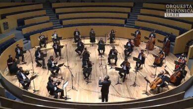 Photo of OSUAEH comienza segunda temporada virtual de conciertos