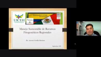 Photo of Realizó UAEH Encuentro Colombia-México sobre sustentabilidad agroalimentaria