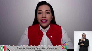 Photo of Lidera debate Patricia González con propuestas afirmativas