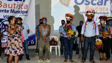 Photo of En Ixtaczoquico Xochiatipan respaldan proyecto de Oscar Bautista