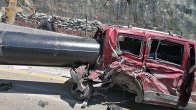Photo of El Mijis resultó herido en accidente automovilístico en la México-Querétaro