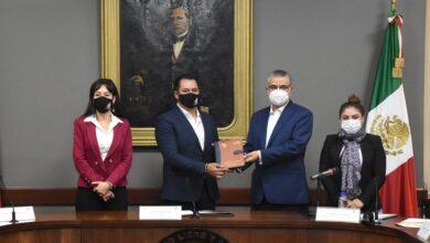 Photo of Comisión Inspectora recibe segundo informe de la Cuenta Pública 2019