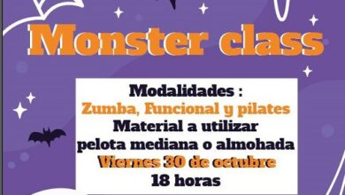 Photo of INHIDE realizará master class con motivo de noche de brujas