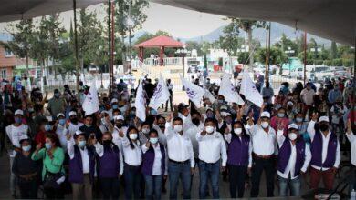 Photo of Inicia cierres de campaña Jorge Candelaria en colonia Veracruz