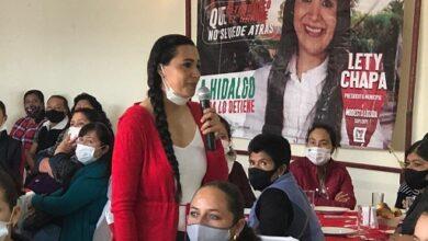 Photo of Mujeres de Atotonilco el Grande consolidarán el triunfo de Lety Chapa