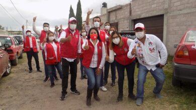 Photo of Recorrí todo mi municipio, llevo en el corazón su apoyo: Cintya Castillo