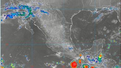 Photo of Hoy se pronostican lluvias muy fuertes para Chiapas, Oaxaca, Puebla y Veracruz