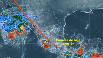 Photo of Se prevén para hoy intervalos de chubascos para zonas de Hidalgo: Conagua