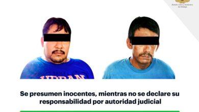 Photo of Detienen a dos hombres con droga en San Felipe Orizatlán