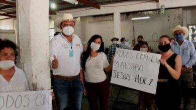 Photo of Habitantes de Téllez confían en el compromiso de Jesús Hernández